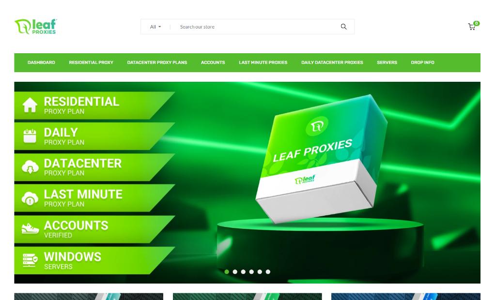 Leaf Proxies