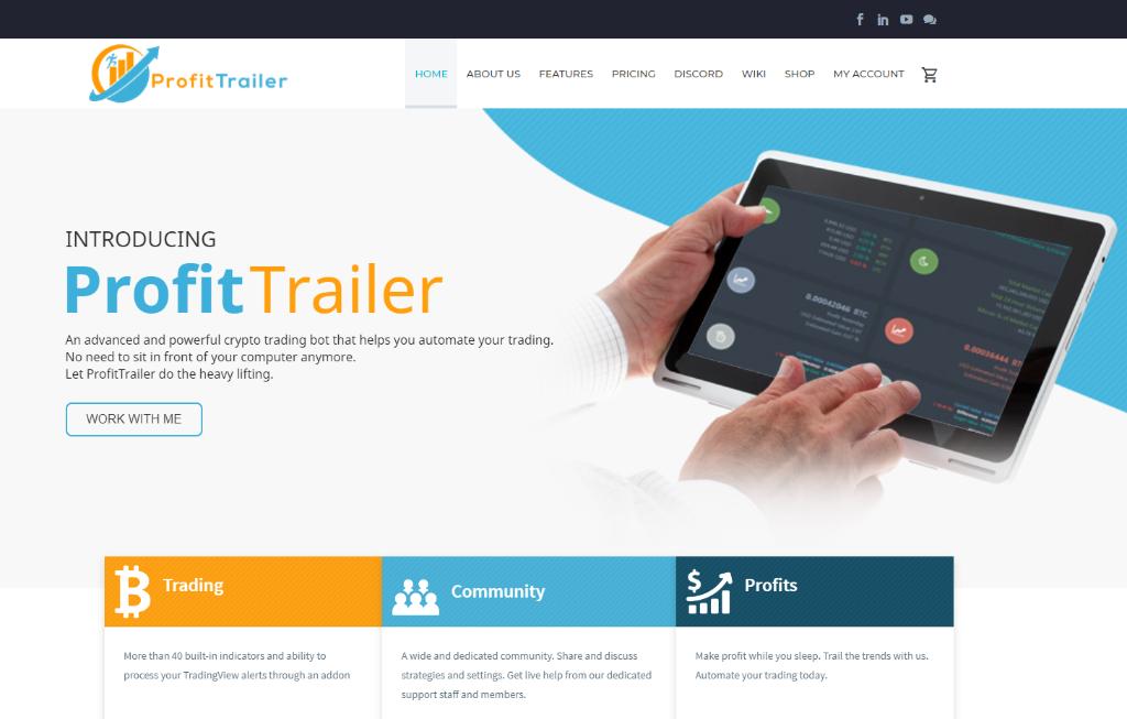 Profit Trailer Review