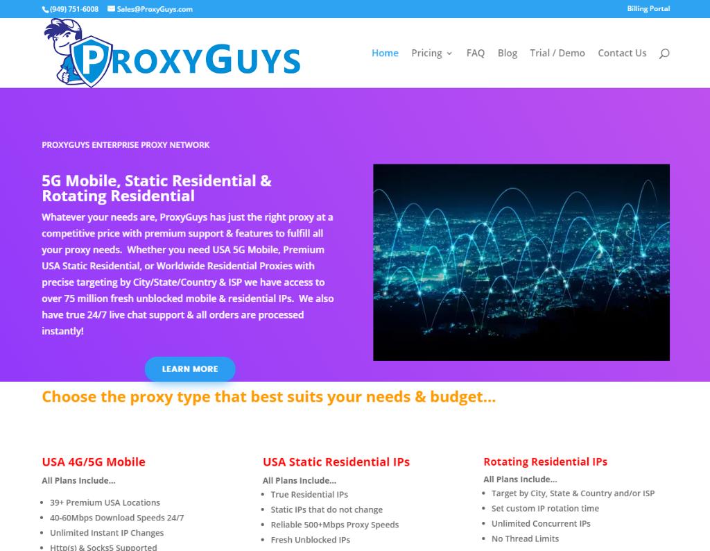 Proxy Guys