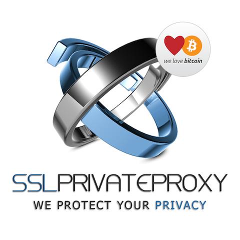 SSL Private Proxy Review -  logo