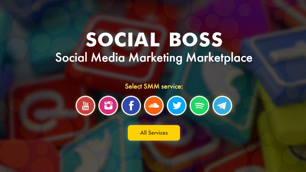 SocialBoss Services