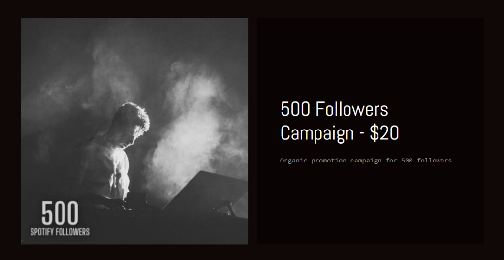 StreamBeet Followers Campaign