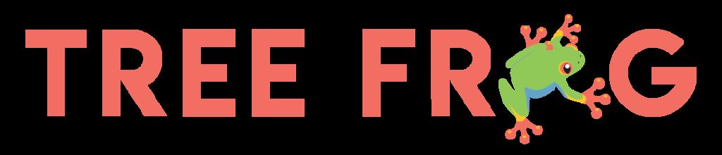 Tree Frog Social Review - Logo