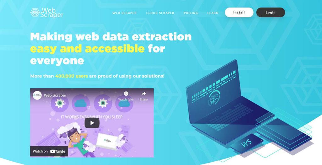 Web Scrapper