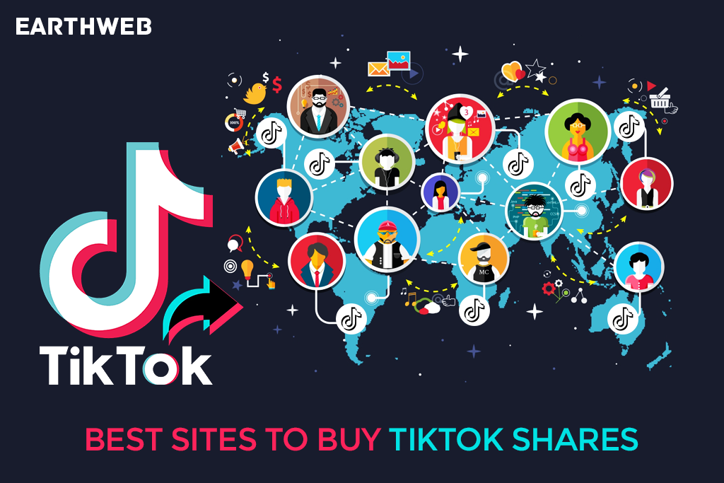 Best Sites to Buy TikTok Shares