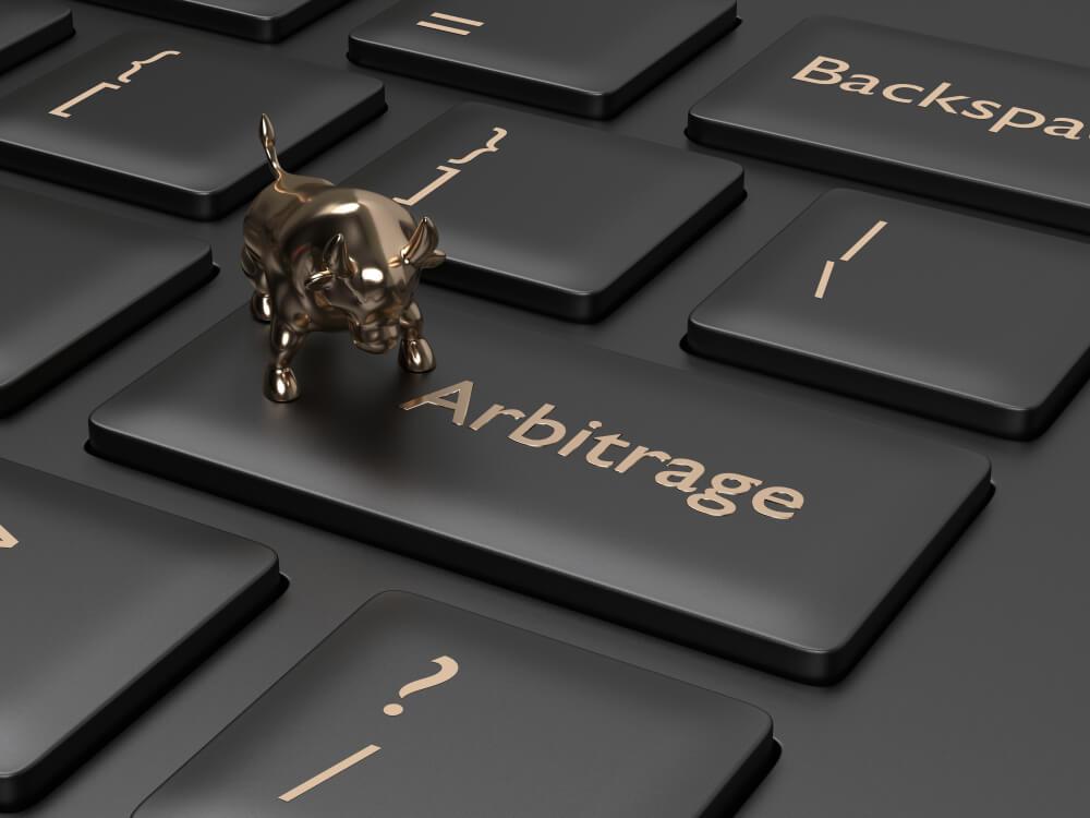 Crypto-Arbitrage-Trading