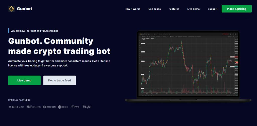 Gunbot Review – Heavy Crypto Trading Artillery or Bot Firing Blanks?