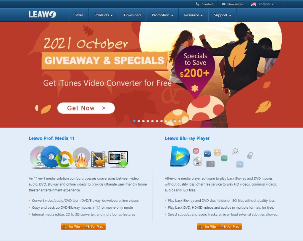 Leawo Video Downloader