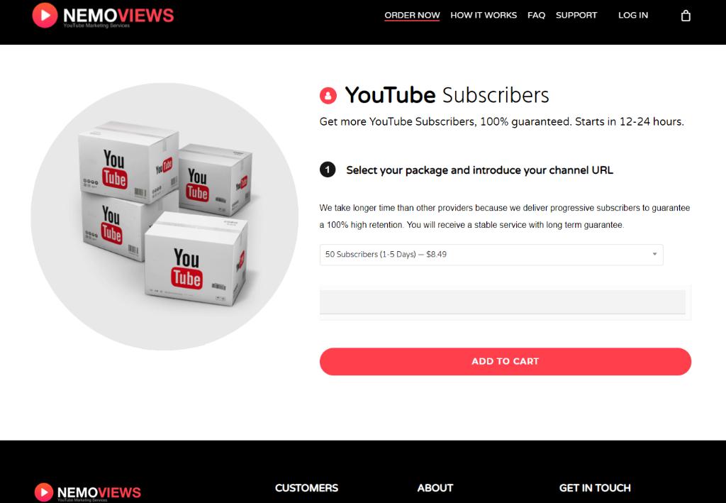 Nemo Views Youtube Subscribers