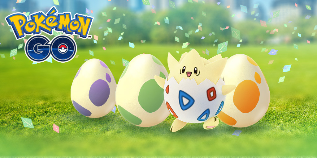 Pokemon Go Collect Eggs