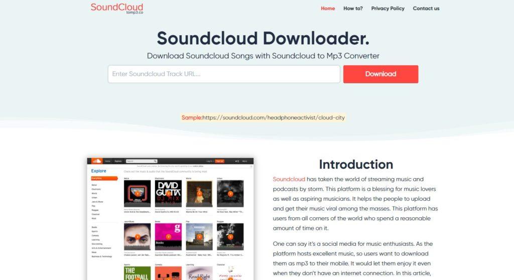 SoundCloudtoMp3