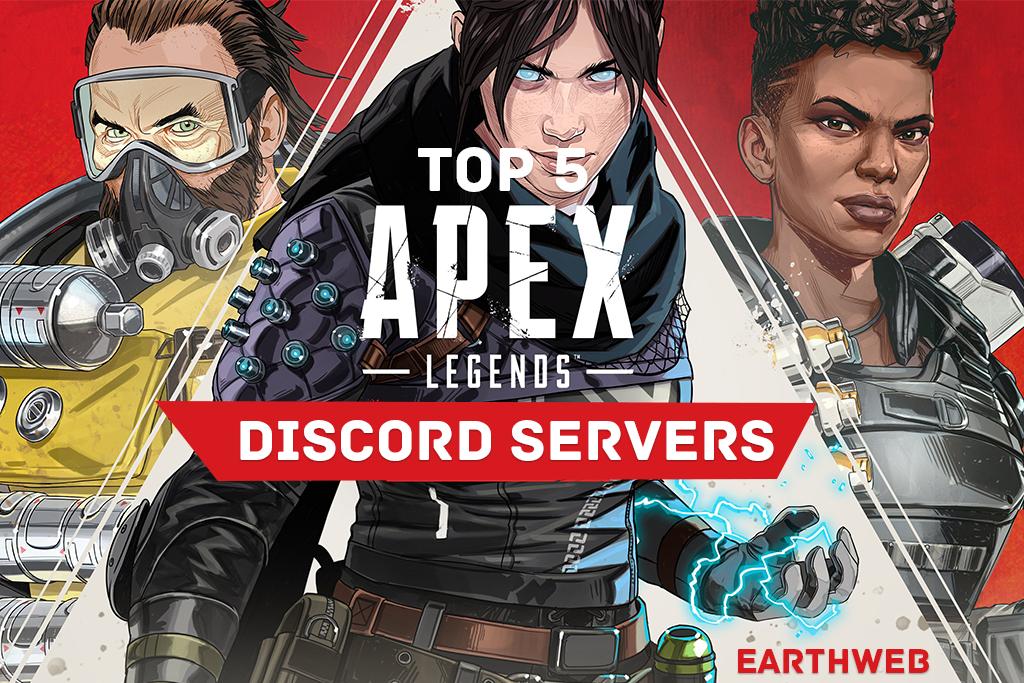 Top 5 Apex Legends Discord Servers