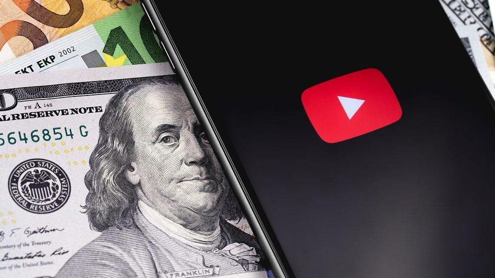 YouTube Money