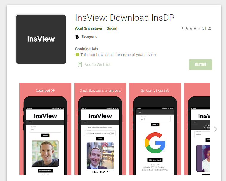 InsView